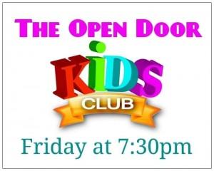 open door kids logo