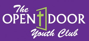 The Open Door Youth Club logo